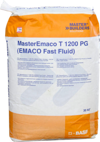 Emaco Fast Fluid