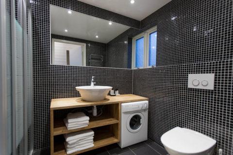 Готовая ванная с отделкой