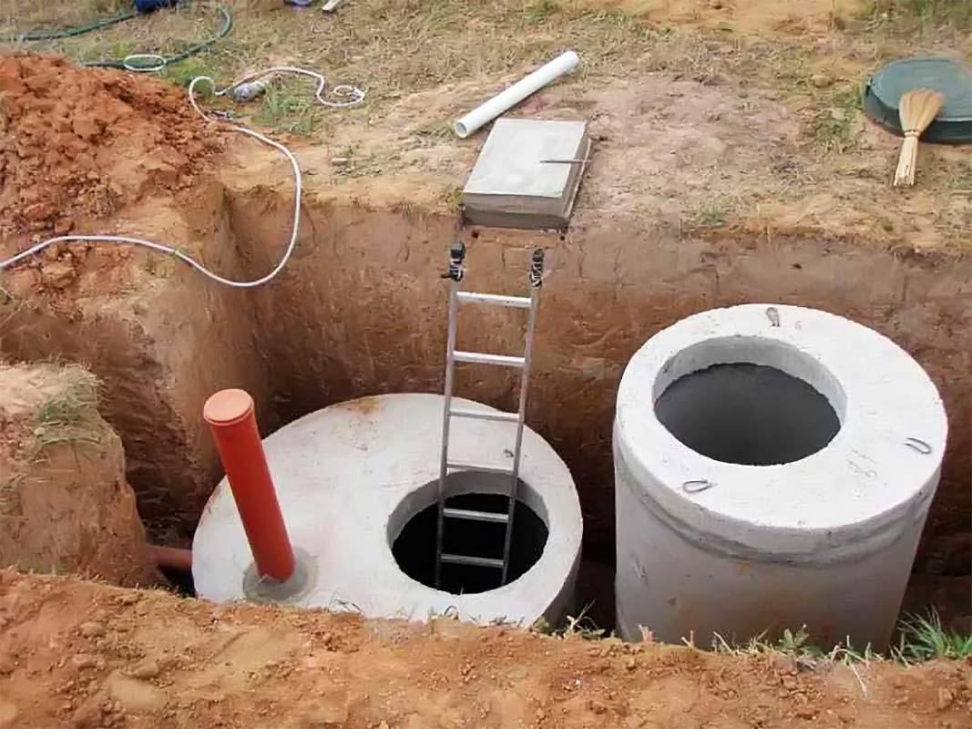 Как сделать бетонные кольца на канализацию 100