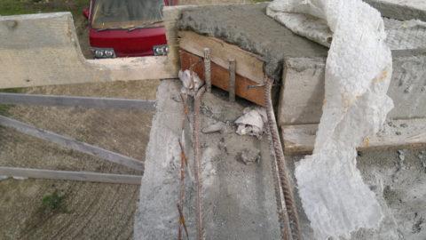 Кольцевой бетонный анкер
