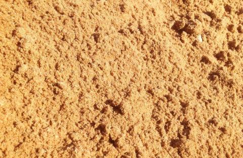 Песок для изготовления плитки