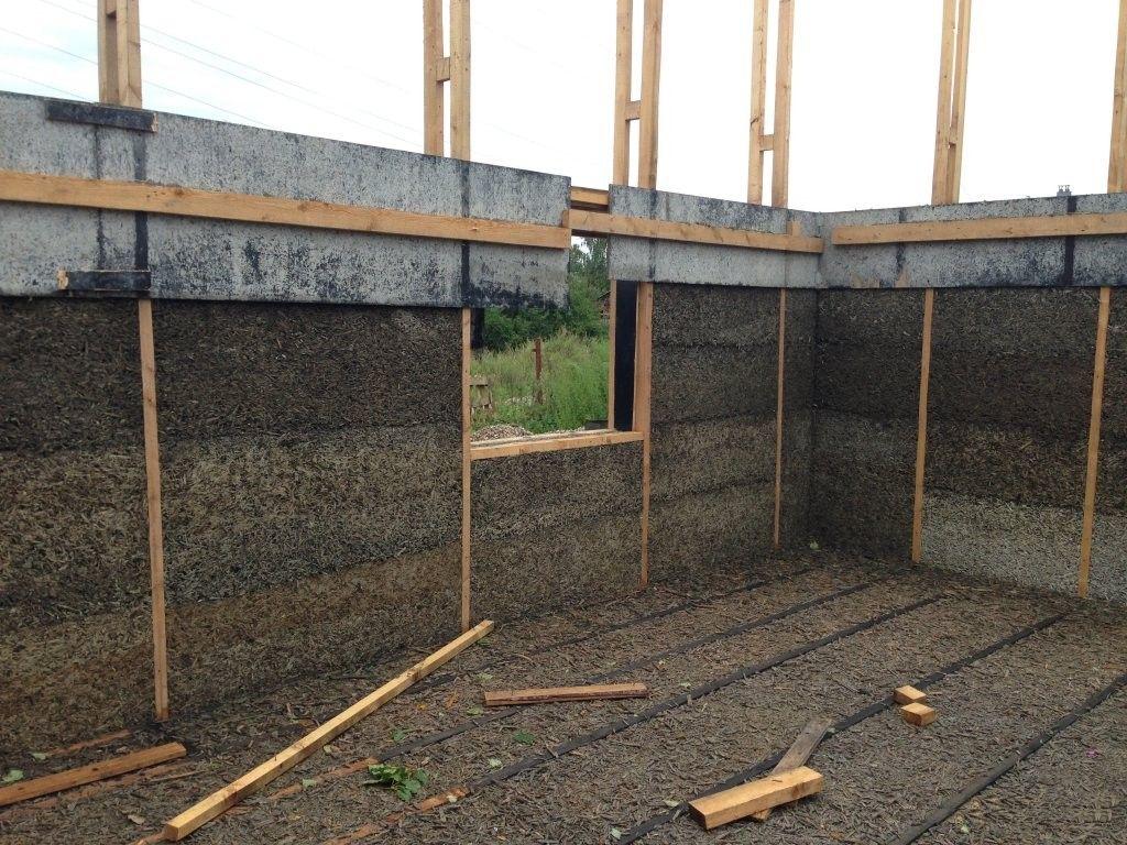Строить монолитный дом своими руками 1