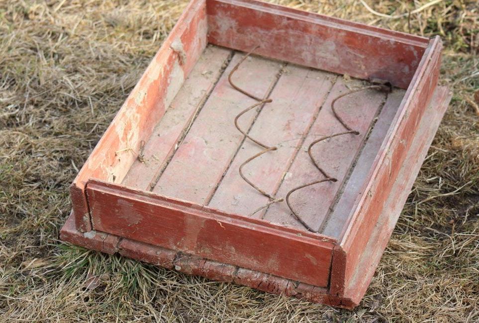 Формы для изготовления плиток своими руками 842