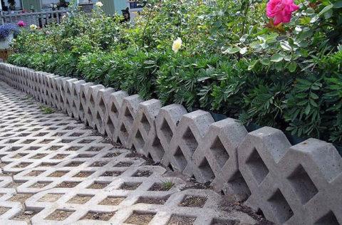 Сотовые бетонные модули