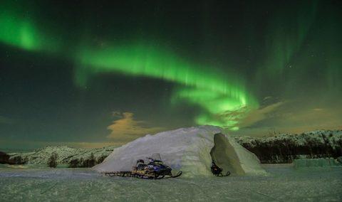 Строительство «на скорую руку» в Арктике