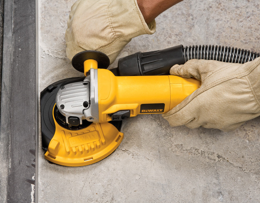 Шлифовальная машинка по бетону своими руками