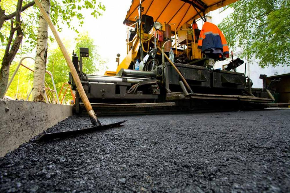 Дорожный асфальтный бетон