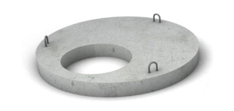 Бетонные кольца для канализации сдырками