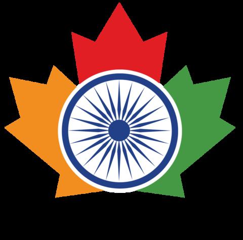 Эмблема канадско-индийского объединения IC-IMPACTS