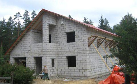 Готовое строение