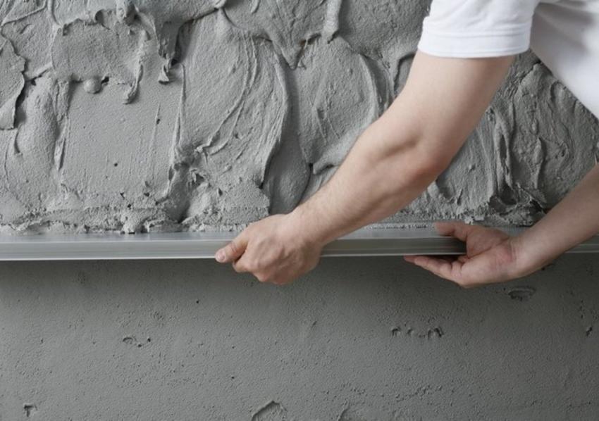 Штукатурка железобетонных поверхностей монтажники железобетонных конструкций бригада