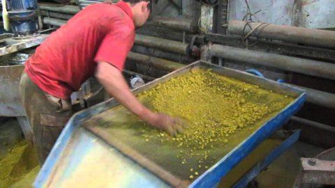 Производственное вибросито