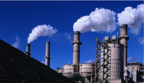 Производственные выбросы в атмосферу