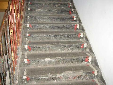 Способ ремонта определяется после того, как конструкция тщательным образом осмотрена