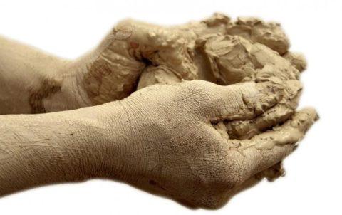 Свойства глинистого бетона