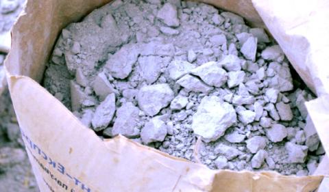 Цементные камешки— признак плохого цемента