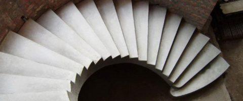 Весьма прочные идолговечные бетонные лестницы иногда могут нуждаться времонте