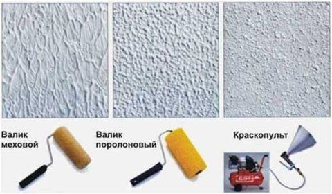 Возможности окрашивания бетонного фасада фактурными составами