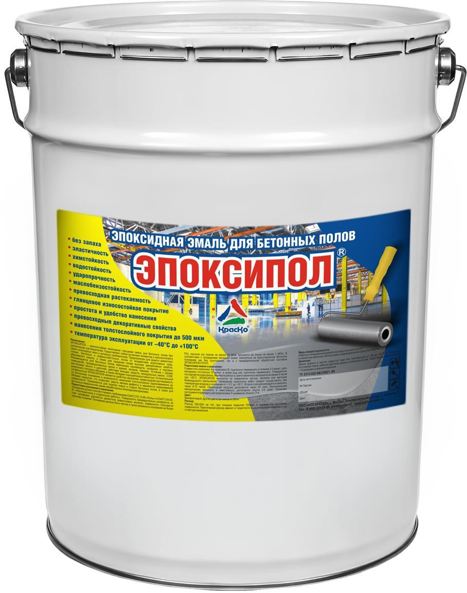 Эпоксидная эмаль для бетонного пола
