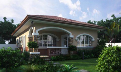 Дом изгазобетона одноэтажный— прекрасный выбор иэкономически обоснованное решение для загородного строительства