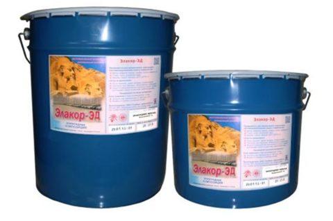Эпоксидное покрытиеэлакор для бетонного пола