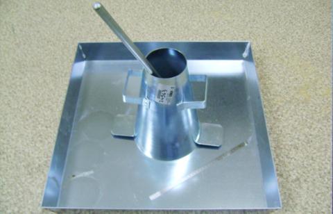 Лабораторный стандартный конус