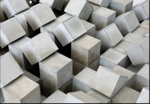 Образцы бетона для испытаний