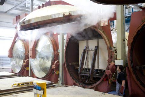 Тепловая обработка бетонававтоклаве