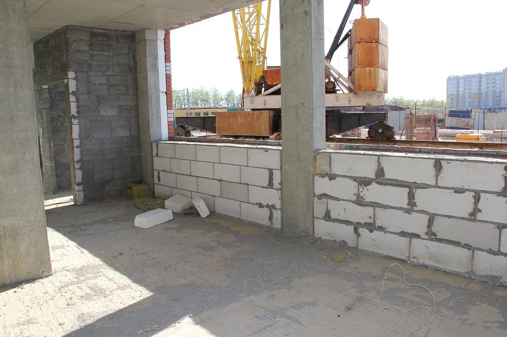 Применение вмонолитном строительстве