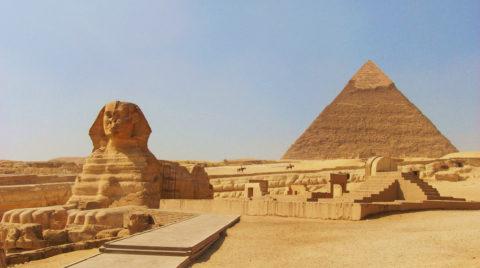 Бесцементный бетон применяли еще в Древнем Египте