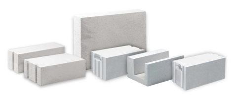 Блоки различных параметров