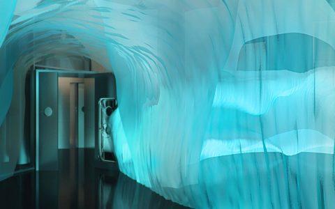 Часть проекта Ледяной пещеры