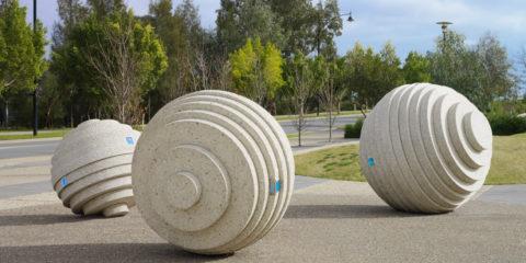 Из бесцементных бетонов изготавливают самые разнообразные изделия и конструкции