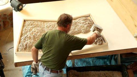 Изготовление изделий из полимербетона своими руками