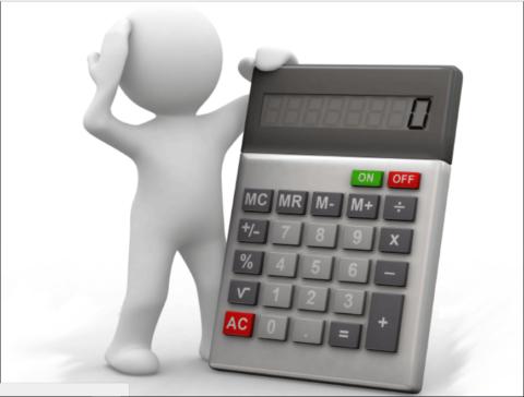 Калькулятор— верный помощник при расчете бетона