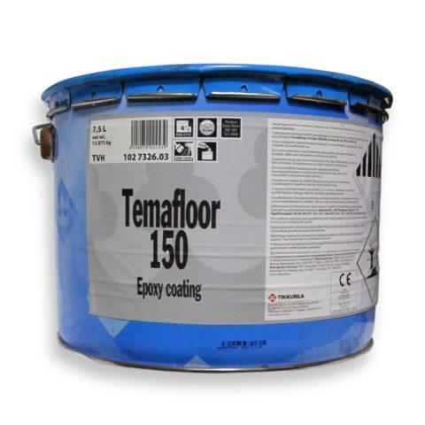 Краска Тиккурила для полов из бетона