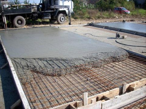 М200— М300— самые распространенные марки бетона вчастном жилищном строительстве