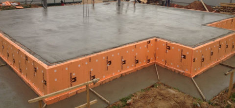 Монолитный фундамент— самое прочное основание для здания