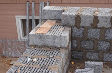 Начиная строительство, необходимо определиться сколичеством материалов