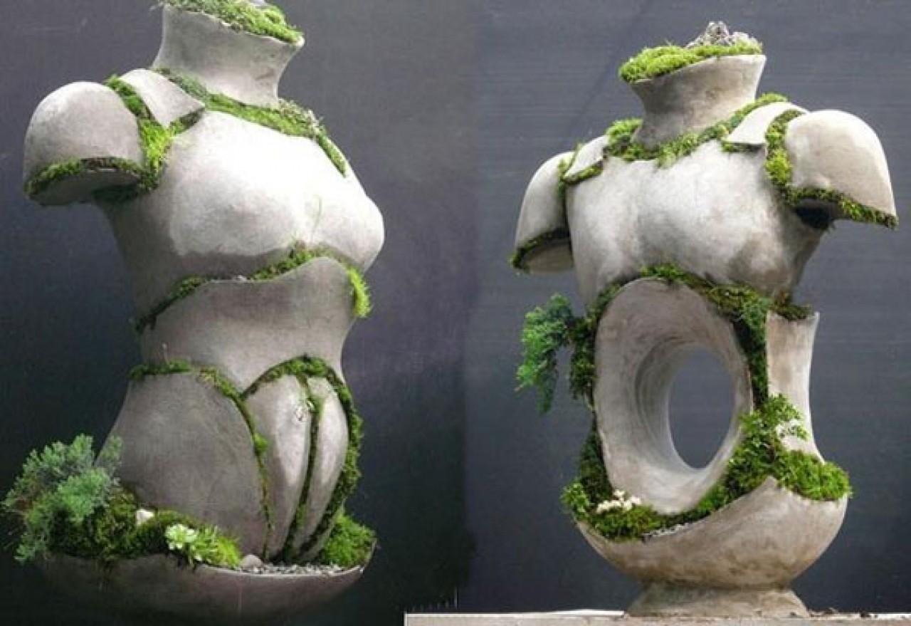 Как сделать скульптуру из бетона своими руками фото 946