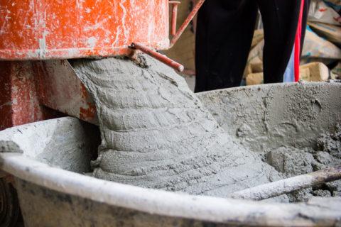 Пластичныйбетон: соотношение цемента ипескавнорме