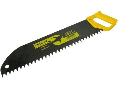 Популярные модели ручных ножовок