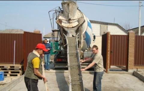 Приемка бетона наобъекте