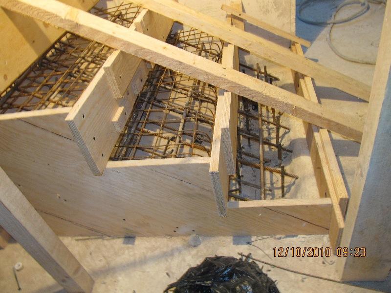 Технология железобетонные лестницы гост ребристые плиты
