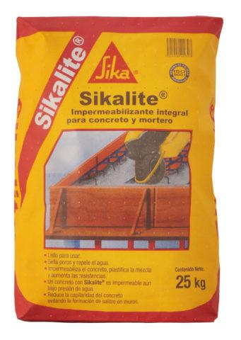 Сухая смесь Sikalite