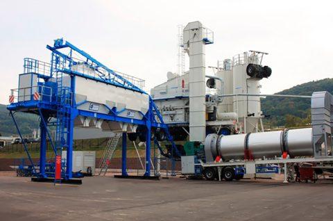Завод попроизводству холодных асфальтобетонных смесей