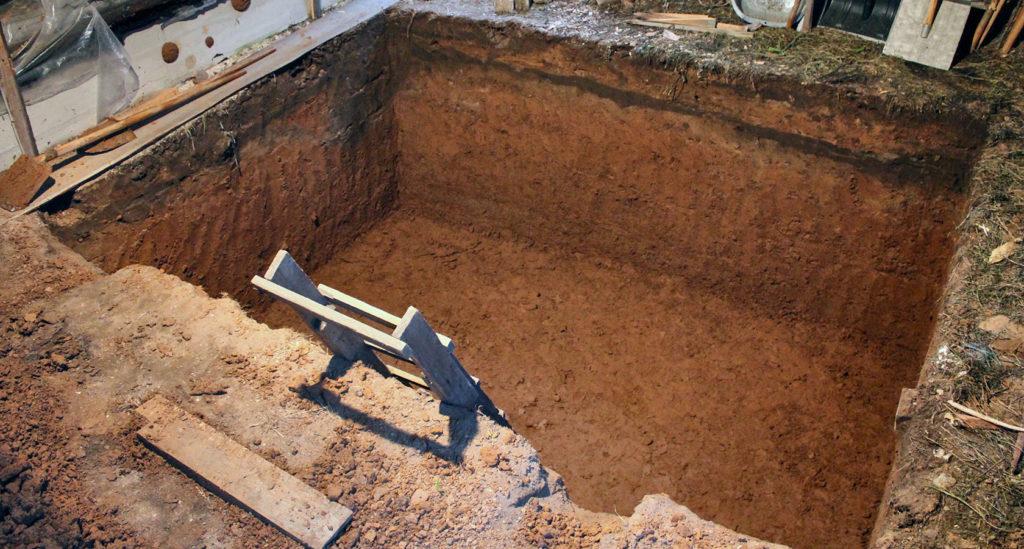 Погреб бетонный своими руками 8