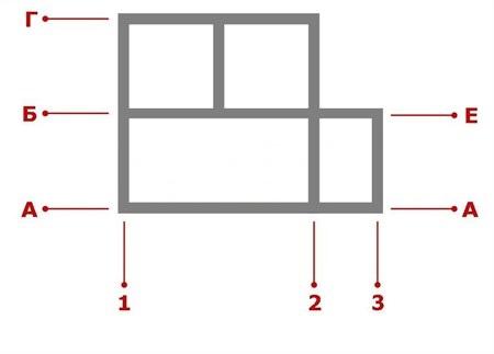 Объем бетона прямоугольника мебе бетон