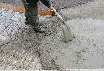 А вы знаете сколько мешков цемента в 1 кубе бетона