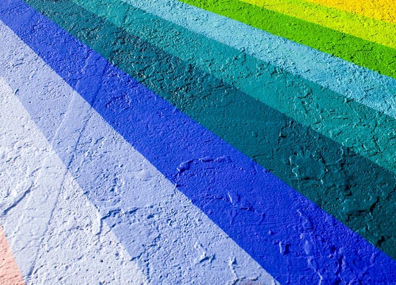 Краска для бетона - как выбрать? Красящие пигменты и кислотные краски.